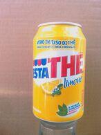 Lattina Italia - Esta THE Limone 1 - 33 Cl. -  ( Lattine-Cannettes-Cans-Dosen-Latas ) - Blikken