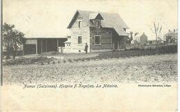 NAMUR (SALZINNES) : Hospice F. Kegeljan - La Métairie - RARE VARIANTE - Cachet De La Poste 1900 - Namur