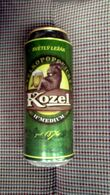Lattina Italia - Birra Kozel - 50 Cl. -  ( Lattine-Cannettes-Cans-Do Sen-Latas ) - Blikken