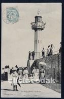 Le Phare De Port La Nouvelle, Lighthouse, Joliment Animée - Port La Nouvelle