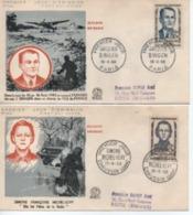 1958   FDC   SPORT RESISTANTS  N° YVERT ET TELLIER    11157/0 - 1950-1959