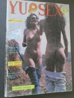 """EROTIC MAGAZINE """"YUSEX"""" 1990   YUGOSLAVIAN EDITION - Slawische Sprachen"""