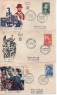 1958   FDC   CELEBRITES   N° YVERT ET TELLIER    1166/1 - 1950-1959