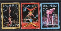 CEPT Zirkus Albanien 2866 - 2868  Postfrisch MNH ** - Europa-CEPT