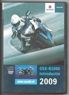 Suzuki GSX R1000 Introductie 2009 Motor - Motorfietsen