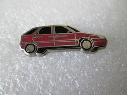 PIN'S   CITROEN  ZX     Starpin's  Zamak - Citroën