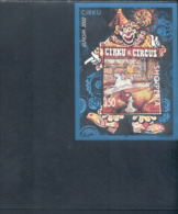 CEPT Zirkus Albanien Block 138 **  Postfrisch - Europa-CEPT