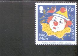 CEPT Zirkus Isle Of Man 1026 Neuf Postfrisch MNH ** - Europa-CEPT