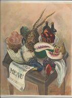"""MENU   PAQUEBOT   """" NORMANDIE   """"   MAI  1939 - Menus"""