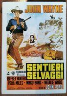 SENTIERI SELVAGGI: JOHN WAYNE - Plakate & Poster
