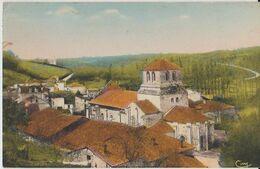 16 Cellefrouin Bourg Et église Près De Saint Claud  -s37 - Other Municipalities