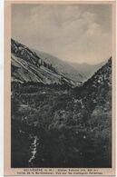 BELVEDERE (06) - VALLEE DE LA GORDOLASQUE - VUE SUR LES MONTAGNES ITALIENNES - Belvédère