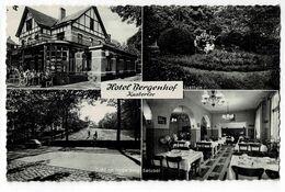 KASTERLEE . Belgique . Hotel Bergenhof . 4 Vues . 1967 - Kasterlee