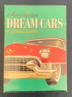 American Dream Cars Playing Cards, Piatnik, Austria, 2012, New, Sealed - Kartenspiele (traditionell)