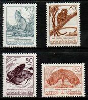 B068B-COLOMBIA- 1990 - MNH - FAUNA - Kolumbien