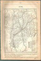 ANNUAIRE - 10 - Département Aube - Année 1889 - édition Didot-Bottin - 24 Pages - Telephone Directories