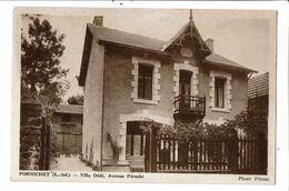 CPA-Carte Postale-France-Pornichet- Villa Dédé Avenue Péroche  VM21273 - Pornichet