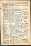 ANNUAIRE - 18 - Département Cher - Année 1889 - édition Didot-Bottin - 21 Pages - Telephone Directories