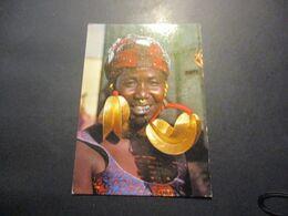 CP Burkina Faso - Haute Volta - Beauté Et Richesse Des Bijoux Peulh - Burkina Faso