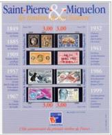 ST PIERRE ET MIQUELON - BLOC N°6 ** (1999) Philexfrance99 - Blocks & Sheetlets