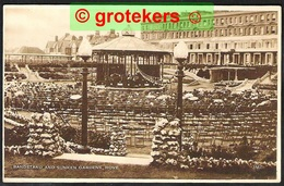 HOVE Bandstand And Sunken Gardens ± 1925 - Brighton