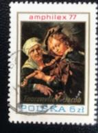 Polska - Poland - P2/61 - (°)used - 1977 - Michel Nr. 2508 - Amphilex 77 - Amsterdam - 1944-.... Republic