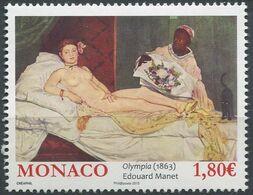 Monaco 2012 - N° 2857 - Olympia - Edouard Manet - Neuf ** - Unused Stamps