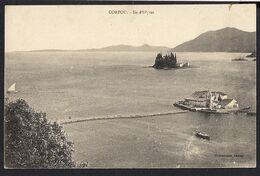 Greece - Corfu Pontikonisi [Nancy A. 5336] - Grecia