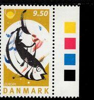 CEPT Gastronomie Dänemark 1406   MNH ** Postfrisch - 2005
