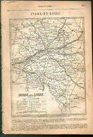 ANNUAIRE - 37 - Département Indre Et Loire - Année 1889 - édition Didot-Bottin - 24 Pages - Telephone Directories