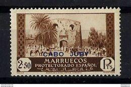 CABO JUBY **75 Nuevo Sin Charnela. Cat.110 € - Cabo Juby