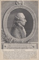 Célébrités - Histoire - Sciences - Astronomie - Maire De Paris - Révolution Française - Historische Persönlichkeiten