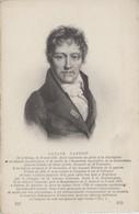 Célébrités - Histoire - Lazare Carnot - Militaire Capitaine Du Génie - Ministre De La Guerre - Historische Figuren