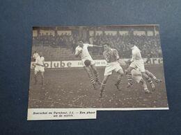 """Origineel Knipsel ( 6777 ) Uit Tijdschrift """"  Zondagsvriend """"  1936 :  Voetbal   Football  Beerschot  - Turnhout - Non Classés"""
