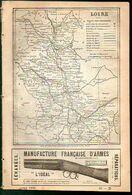 ANNUAIRE - 42 - Département Loire - Année 1889 - édition Didot-Bottin - 47 Pages - Telephone Directories