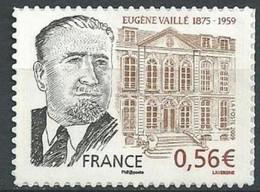 "FR Adhesif YT 369 (4391) "" Eugène Vaillé "" 2009 Neuf** - Adhesive Stamps"