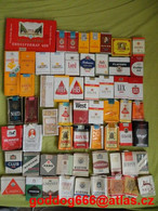 Old Empty Boxes ,,RETRO = GERMANY ,,BRD ,,DDR  =44+ 17pcs. - Tabaksdozen (leeg)