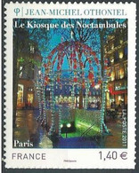 "FR Adhesif YT 525 (4533) "" J. M. OTHONIEL, Le Kiosque "" 2011 Neuf** - KlebeBriefmarken"