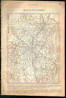 ANNUAIRE - 49 - Département Maine Et Loire - Année 1889 - édition Didot-Bottin - 27 Pages - Telephone Directories
