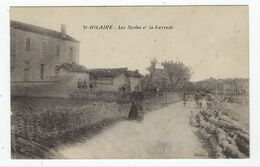 ST. HILAIRE - Les Ecoles Et La Layrède - Frankrijk