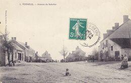 Verneuil Avenue Du Sabotier - Autres Communes