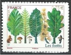 "FR Adhesif YT 564 (4551) "" Europa, Les Forêts "" 2011 Neuf** - KlebeBriefmarken"