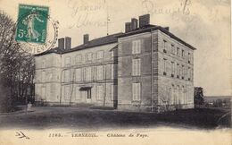 Verneuil Chateau De Faye - Autres Communes