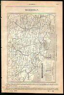 ANNUAIRE - 56 - Département Morbihan - Année 1889 - édition Didot-Bottin - 14 Pages - Telephone Directories