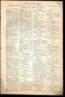 ANNUAIRE - 65 - Département Hautes Pyrénées - Année 1889 - édition Didot-Bottin - 11 Pages - Telephone Directories