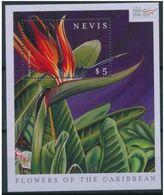Nevis 2000 Fleurs Flowers Strelitzia Reginae  MNH - Plants