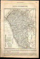 ANNUAIRE - 76 - Département Seine Inférieure - Année 1889 - édition Didot-Bottin - 73 Pages - Telephone Directories