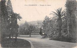 06-NICE PARC CHAMBRUN-N°T2516-B/0001 - Nizza
