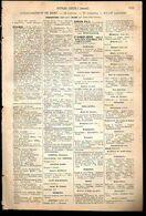 ANNUAIRE - 79 - Département Deux Sèvres - Année 1889 - édition Didot-Bottin - 17 Pages - Telephone Directories