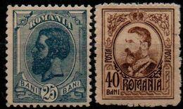 Romania 1908-1918 , Scott 212 225, MNH, King Charles / Carol Moldova - Nuevos